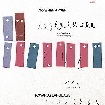 Arve Henriksen - mod sprog [Vinyl] USA import