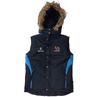 KUKRI ulster rugby mens gilet