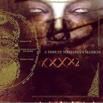 Tribute to Marilyn Manson - Tribute to Marilyn Manson [CD] USA import