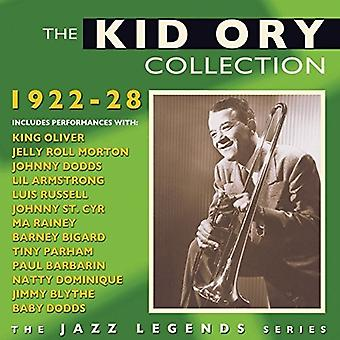 Kid Ory - Ory Kid-Collection 1922-28 [CD] USA import
