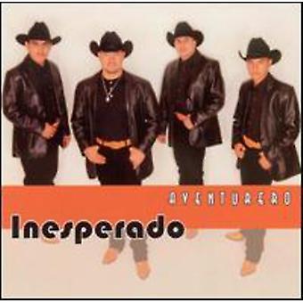 Inesperado - Aventurero [CD] USA importerer