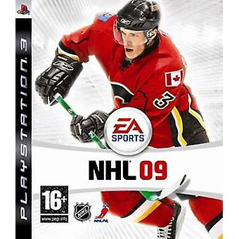 NHL 09 (PS3) (used)