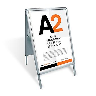 A-Board Pavement Sign Poster Display