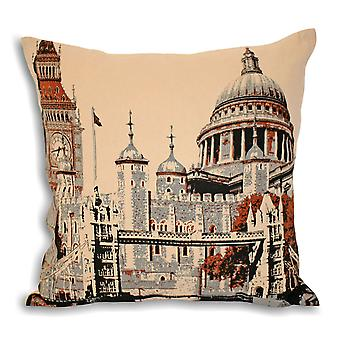 Riva Home City London Cushion Cover