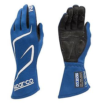 Sparco Racewear - Competition Gloves - Land RG3 00130811NR Black 11 Fits:UNIVER