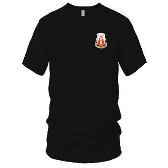 US Army - 501st Airborne Signal Battalion Embroidered Patch - Vox Aquilae Kids T Shirt