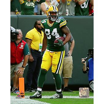 Lance Kendricks 2017 Action Photo Print