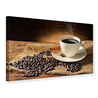 Leinwand drucken Kaffeepause