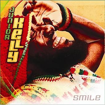 Junior Kelly - Smile [CD] USA import