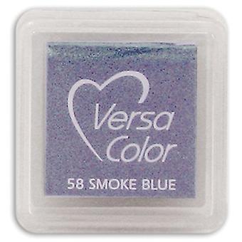 VersaColor Pigment Mini Ink Pad-Smoke Blue VS-058