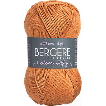 Bergere De France Coton Fifty Yarn-Gingembre COTTON-42653