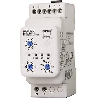 ENTES AKC-03D current monitoring relay 101346