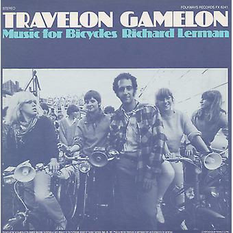 Richard Lerman - Travelon Gamelon: Music for Bicycles [CD] USA import