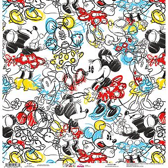 Disney Single-Sided Paper 12