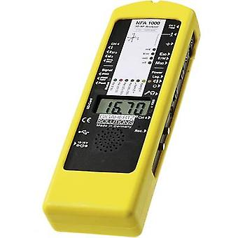 Gigahertz Solutions NFA1000 Low frequency (NF) analyser, EM detector 5 Hz -1000 kHzCalibrated to