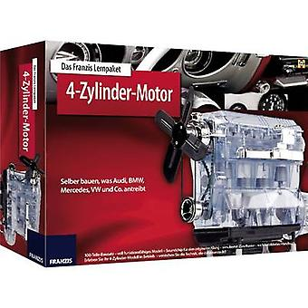 Course material Franzis Verlag Lernpaket 4-Zylinder-Motor 978-3-645-65275-9 14 years and over
