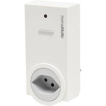 HomeMatic Wireless socket HM-ES-PMSw1-PI-DN-R5 141134A0