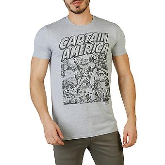 Marvel Men T-shirts Grey