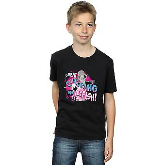 DC Comics Boys Batman TV Series The Penguin Jellyfish T-Shirt