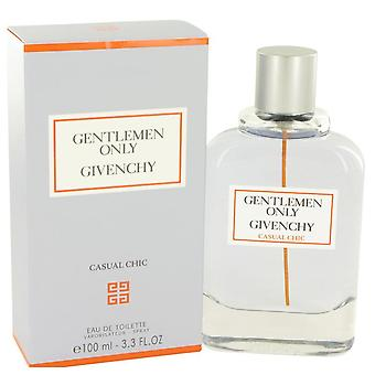 Gentlemen Only Casual Chic Eau De Toilette Spray By Givenchy