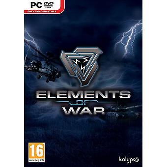 Elemente des Krieges (PC-DVD)
