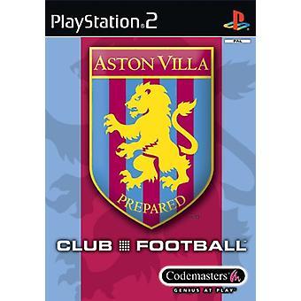 Club voetbal Aston Villa