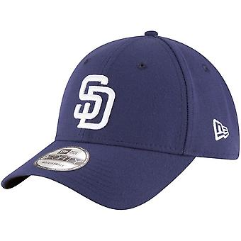 Navy new era Cap - MLB LEAGUE San Diego Padres 9Forty