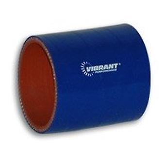 Vibrant 2705B Silicone Straight Hose Coupling