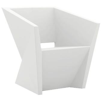 Vondom Resteve Faz Armchair White (Garden , Others)
