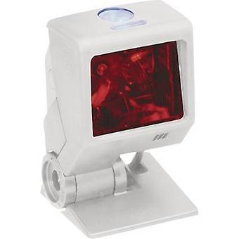 Honeywell AIDC Quantum T Barcodescanner Corded 1D Laser White Desktop USB