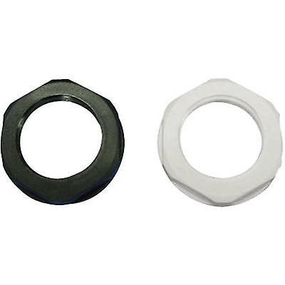 Locknut PG20 Polyamide Black (RAL 9005) KSS EGRL21 1 pc(s)