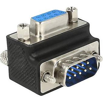 Adaptador de la serie [1 x conector D-SUB 9-pin - 1 x conector D-SUB 9-clavijas] 0 m