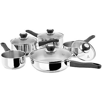 Judge Vista, 5 Piece Saucepan Set