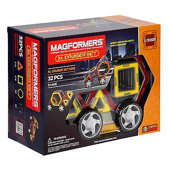 Magformers XL Cruisers, 32dlg.