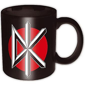 Dead Kennedys Logo Ceramic Coffee Mug (ro)