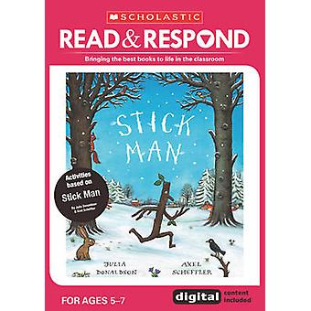 Stick Man (2nd Revised edition) by Sarah Snashall - 9781407160535 Book