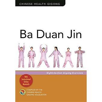 Ba Duan Jin - acht-Sektion Qigong-Übungen durch die chinesische Gesundheit Qigong