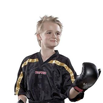 Top dziesięć oczek Kickboxing Kurtka Black/Gold
