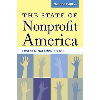 Tillstånd av ideella America (2: a reviderade upplagan) av Lester M. Sal