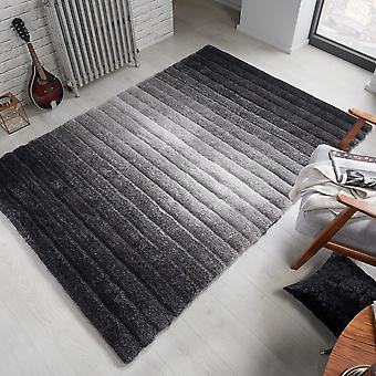 Verge Ombre Rugs In Grey