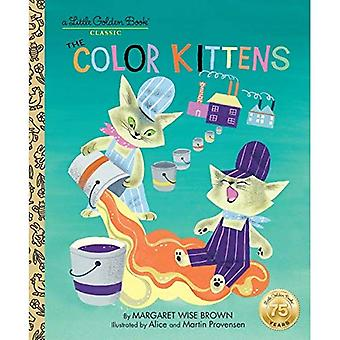 The Color Kittens (Little Golden Book Classics)