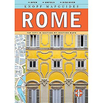 Knopf Mapguide Rome (Knopf Mapguides) (Knopf Mapguides)