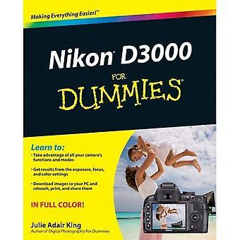 Nikon D3000 dla opornych