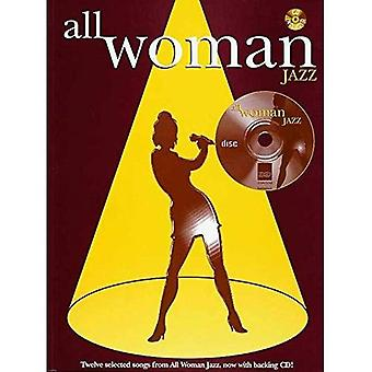All Woman. Jazz (Pvg With CD)