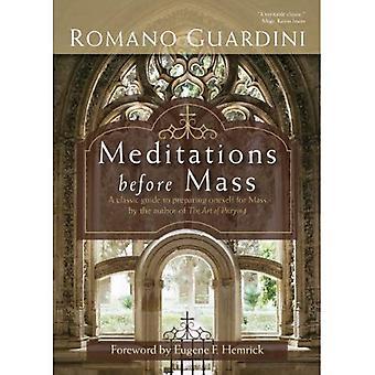 Meditationer innan massan: