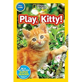 Nationale geografische lezers: Play, Kitty!