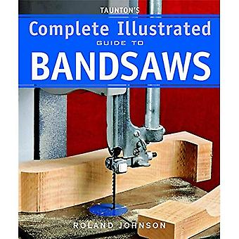 Tauntons Complete Illustrated Guide to Bandsaws