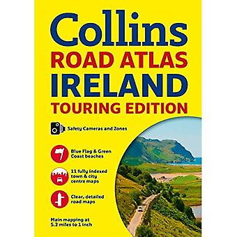 Collins Road Atlas Irland