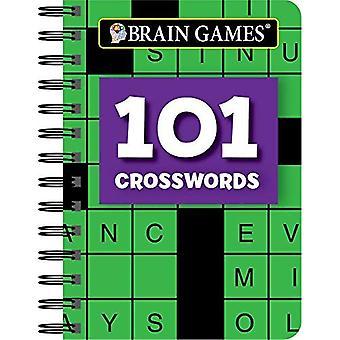 Mini Brain Games 101 Crosswords