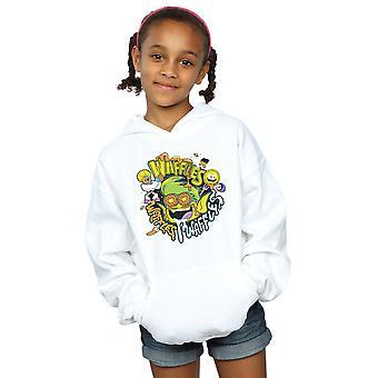 DC Comics Girls Teen Titans Go Waffle Mania Hoodie